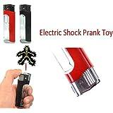 Safe Electric Shock Lighter Funny gag toy