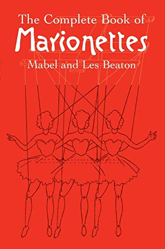 Used, The Complete Book of Marionettes for sale  Delivered anywhere in USA