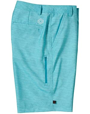 Golf Mens Monolite Short, Bluebird, W38