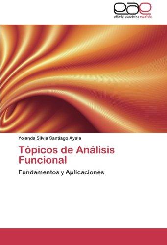 Topicos de Analisis Funcional
