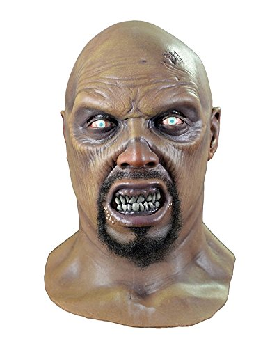 Trick or Treat Studios Men's Land Of The Dead-Big Daddy Zombie Mask, Multi, One Size]()