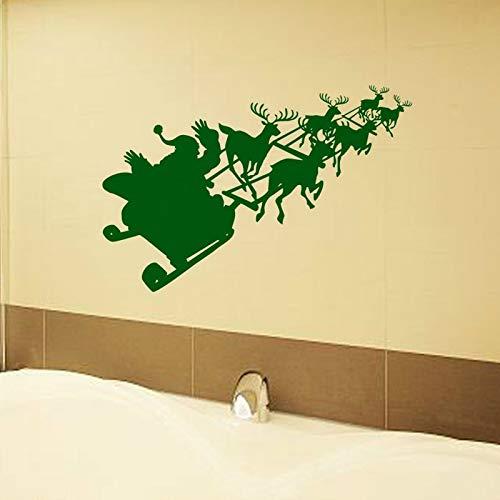 CHITOP Nightmare Before Christmas | Nightmare Before Christmas Window Stickers Wall Stickers Kids Room Decoration Nursery Wall Decals Living Room -