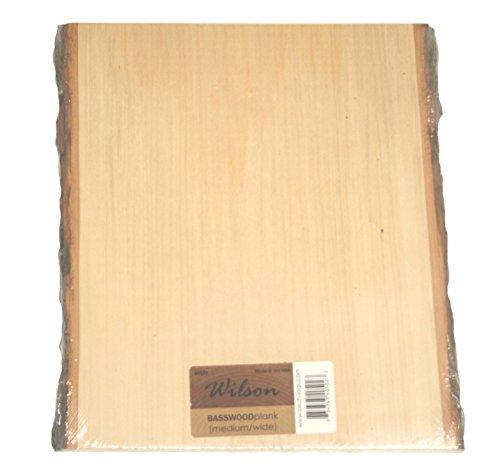 Wilson Basswood Plank (Md Wide (11-14