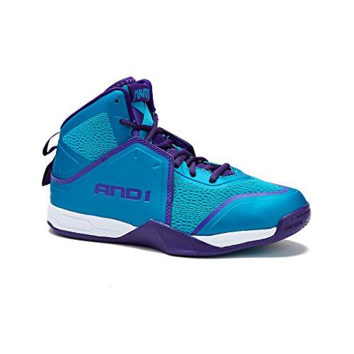 AND1 Mens Havok Basketball Shoe 12 - Versace Hat Mens