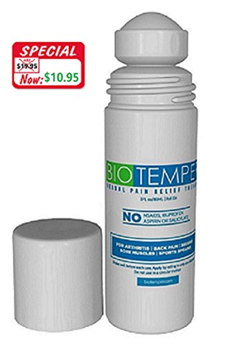 Pain Reliever For Fibromyalgia, Plantar Fasciitis, Arthritis, Back Pain, Neuropathy, Sciatica, Chronic Pain, Carpal Tunnel, Shin Splints, Shoulder Pain, Tendonitis, Joint and Muscle Pain Relief (90mL) (Headache Cream compare prices)