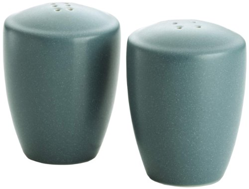 - Noritake Colorwave Salt and Pepper, Turquoise
