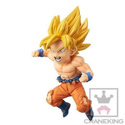 Dragon Ball Z World Collectable Figure ~ Battle of Saiyans ~ vol.2 Super Saiyan Goku