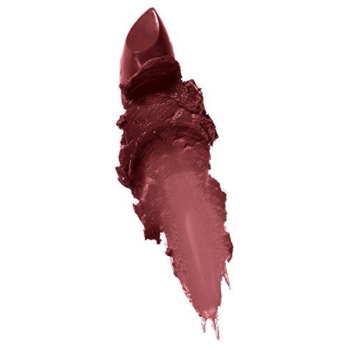 Maybelline New York Color Sensational Purple Lipstick, Satin Lipstick, Plum Paradise, 0.15 oz