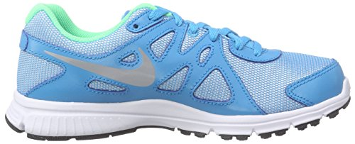 Mtllc Lagoon Fille Chaussures Taille GS Revolution Sport blk Bl white Slvr Noir 2 de Nike wvAfqx4n