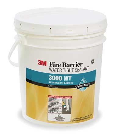 Fire Barrier Sealant, 10.1 oz, Gray by 3M