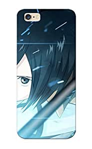 Appearance Snap-on Case Designed For Iphone 6 Plus- Mikasa Ackerman Attack On Titan(best Gifts For Lovers)