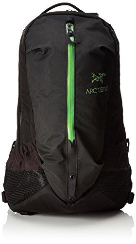 Arcteryx Arro 22 Backpack Black / Khasi 22L