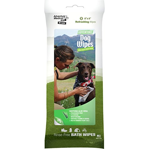 AMK Adventure Dog Wipes