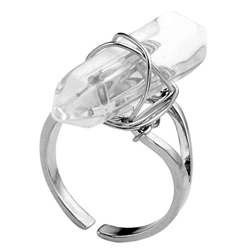 Rock Crystal Ring - 1