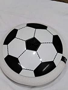 The smart ball is battery-powered and plays on soft surfaces