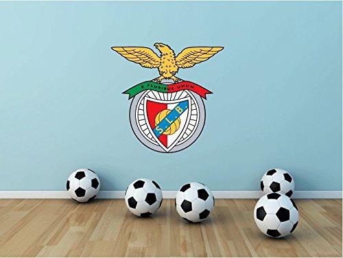 Benfica FC Portugal Soccer Football Sport Art Wall Decor Sticker 23'' X 22'' by postteam