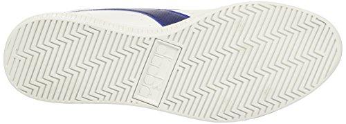 Bco Scuro High Diadora Blu Azzurro Sneaker Game Alto Uomo P Bianco a Collo Estate pqOBzH