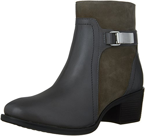 Smoke Women's Suede Boot Leather Fondly Puppies Nellie Hush Western xH5YwORqnB