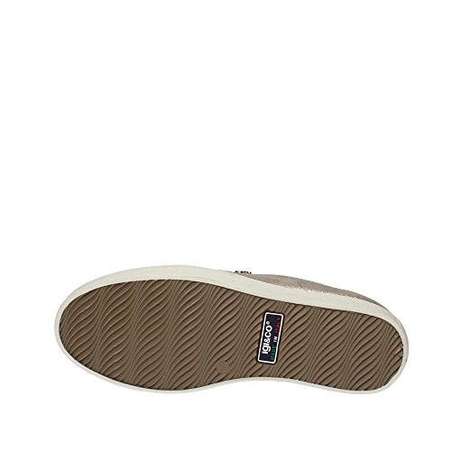 Igi sneaker amp;co in slip donna NERO pelle on 7790 Scarpa made italy Taupe Y6Hqw