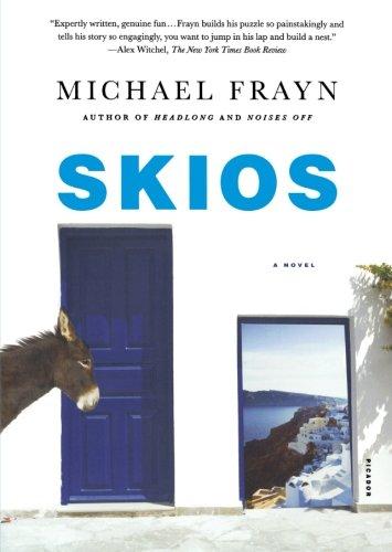 Book cover for Skios