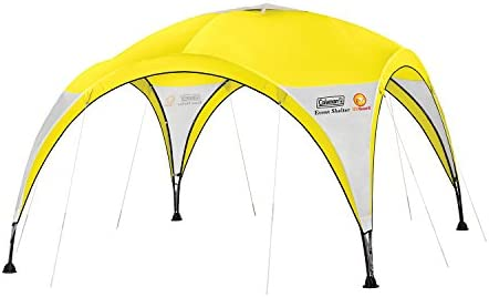 Coleman Pavillion Event Shelter Pro, 4,5 x 4,5 m, gelb, 450 x 450 x 228 cm, 2000024133
