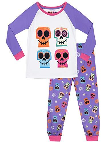 Disney Pixar Merchandise - Disney Girls' Coco Pajamas Multicolored Size