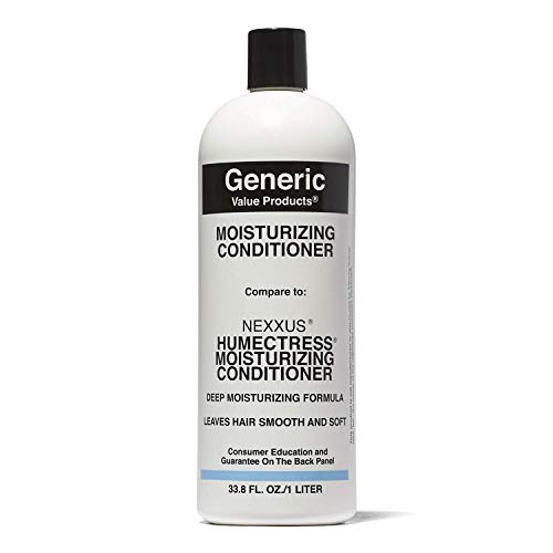 Generic Value Products Moisturizing Conditioner Compare to Nexxus Humectress Moisturizing - Hair Conditioner Humectress Moisturizing