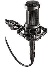 Micrófono condensador Audio-Technica, negro (AT2035), Micrófono, Negro, 0
