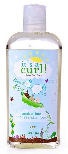 Curls Ce est un Curl Peek-A-Boo Tearless Shampooing - 4 Oz