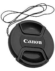 SPEEX 77mm Lens Cap for Canon Replaces E-77 II - Black
