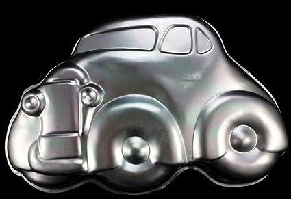 Wilton Cake Pan: Comical Car/Classic Car/Hot Rod/Coupe (502-236, 1976)