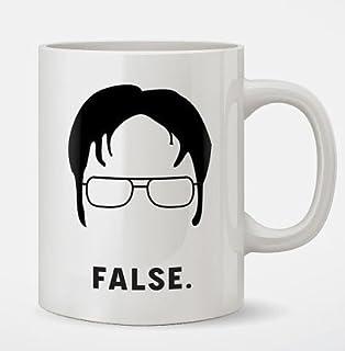 Amazoncom The Office Ill kill you Coffee Mug Home Kitchen