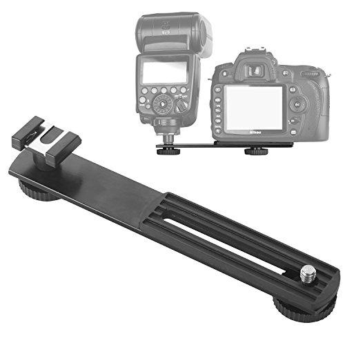 Camera Straight Flash Bracket 1/4