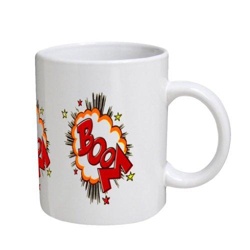 Dove coffee cup Boom Coffee