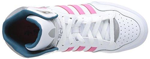 adidas Extaball, Zapatillas de deporte Mujer Blanco