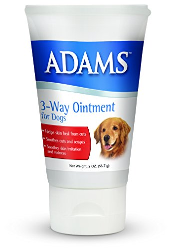 Adams 3 Way Ointment for Dogs, 2 oz