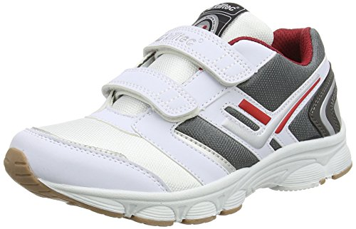 Killtec Unisex-Kinder Fizzy Jr Low-Top Weiß (weiss / 00910)
