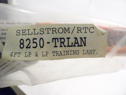 RTC 8250-TRLAN Lanyard for Training, 4ft. max Free Fall