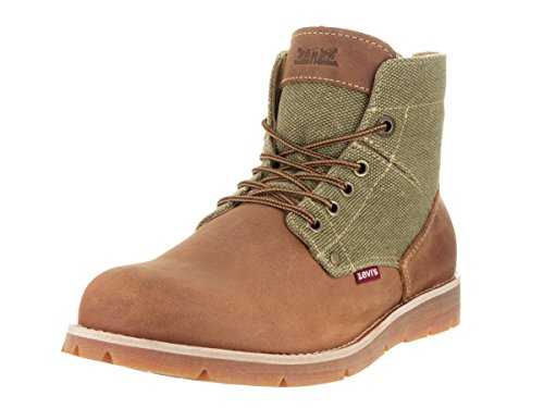 Levis Mens Jax Hemp Boot