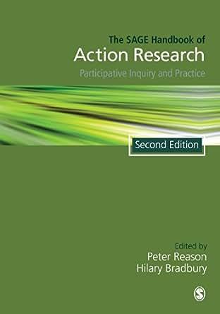 sage handbook of action research 2015 amazon