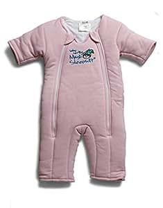 Baby Merlin's Magic Sleepsuit Cotton - Pink - 3-6 months