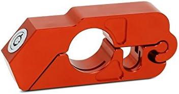 BS-Motoparts Throttle-brake lock Suzuki Bandit 650 S orange
