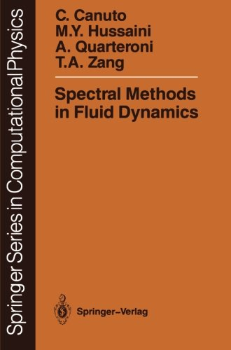 Spectral Methods in Fluid Dynamics (Scientific Computation)