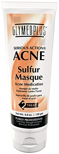 GlyMed Plus GlyMed Plus Serious Action Sulfur Masque