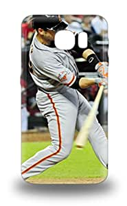 Galaxy 3D PC Case Cover MLB San Francisco Giants Buster Posey #28 Galaxy S6 Protective 3D PC Case ( Custom Picture iPhone 6, iPhone 6 PLUS, iPhone 5, iPhone 5S, iPhone 5C, iPhone 4, iPhone 4S,Galaxy S6,Galaxy S5,Galaxy S4,Galaxy S3,Note 3,iPad Mini-Mini 2,iPad Air )