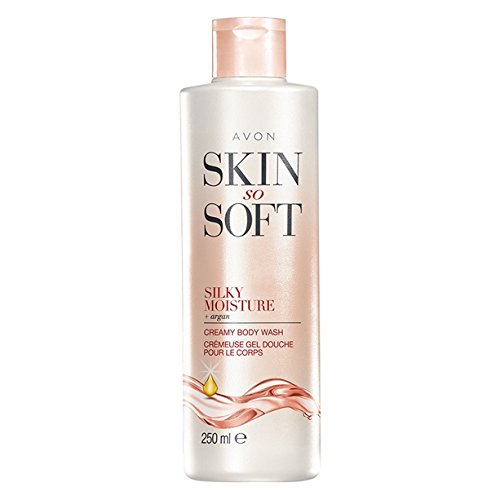 Avon Skin So Soft Silky Moisture Creamy Body Wash 250 ml 12526