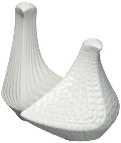 Jonathan Adler Bird Salt & Pepper Shakers, (Adler Pottery)