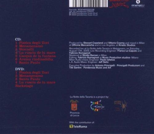 Live in Melpignano 17 08 2003
