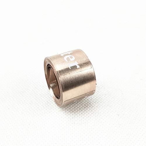 (Silver Brazing Foil, Gas Soldering Sheet AWS A5.8 Silver Braze Welding Plate Filler Metal Gas Welding Material (45% Silver))