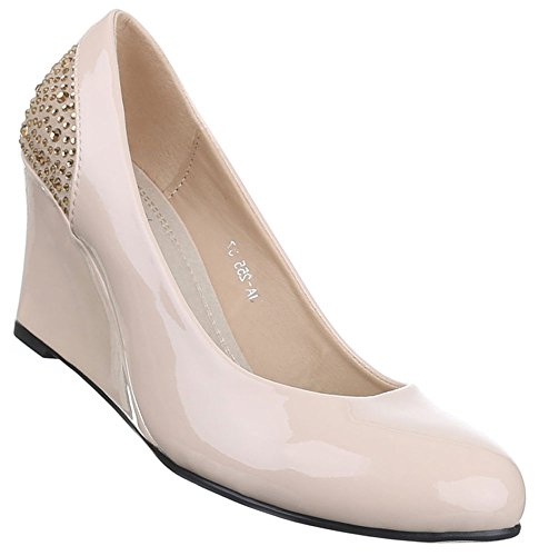 a70938658daae Damen Pumps Schuhe High Heels Stiletto Abendschuhe Business Club ...